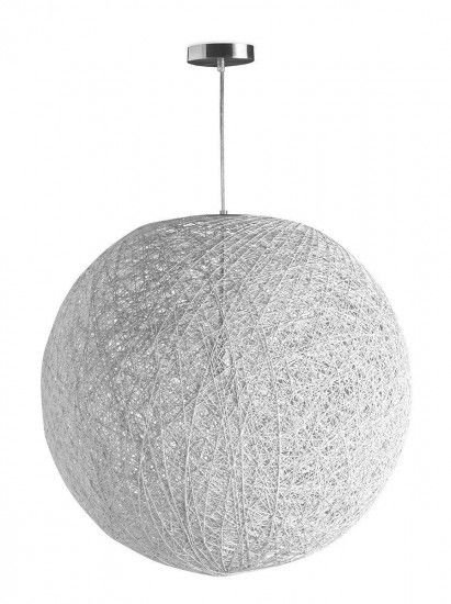 Furny hanglamp cocon wit