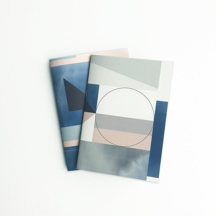 FARVO set of 2 notebooks A5
