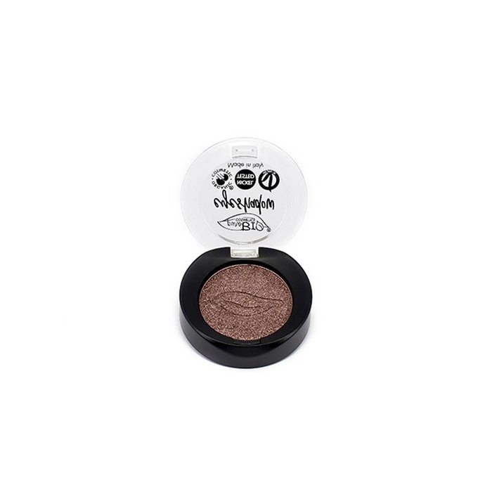 COMPACT EYESHADOW N. 15 – DUO CHROME ANTIQUE PINK AND DOVE GREY