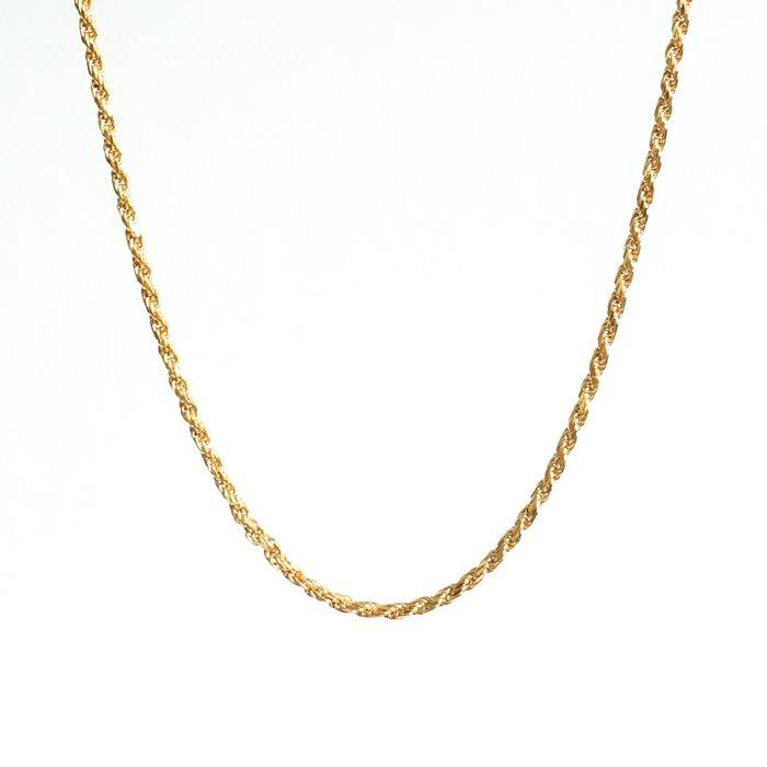 Gloria gold twist chain