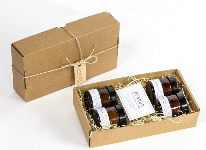Sample Box - Pick 4