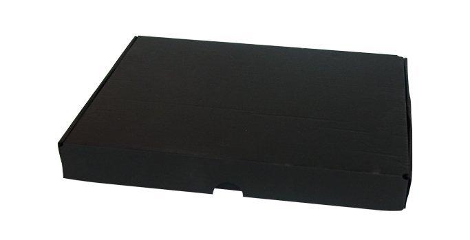 Kado(bon)doosje zwart - verpakt per 100 stuks