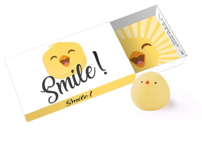 Greeting Box Smile!