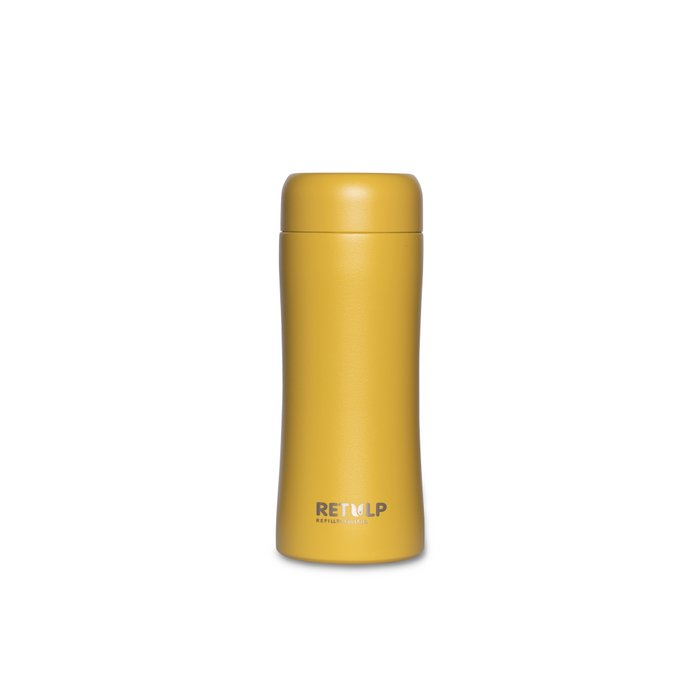 Tumbler Thermosbeker Happy Yellow 300 ml
