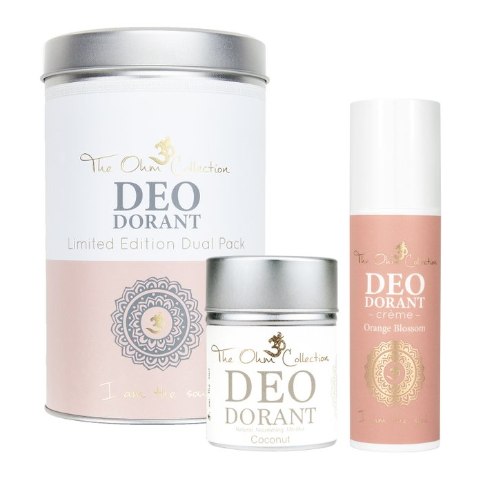 Limited Edition Deo Dorant Dual Pack