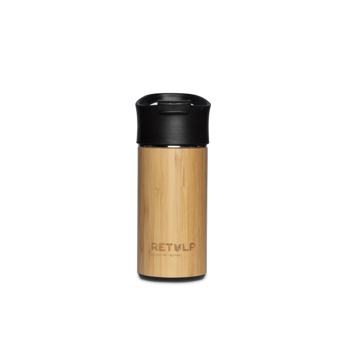 Tumbler Thermosbeker Bamboo 250 ml