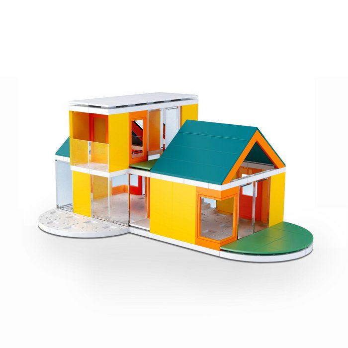 Go Colours 2.0 Kids Architect Scale Model Building kit