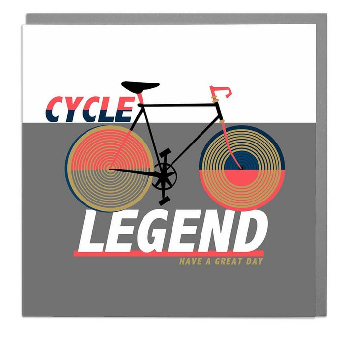 Rocky - Cycle legend