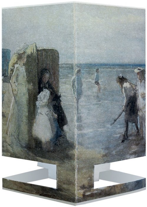 CARDLE De Jonge (Rijksmuseum) - Candle Holder Greeting Card