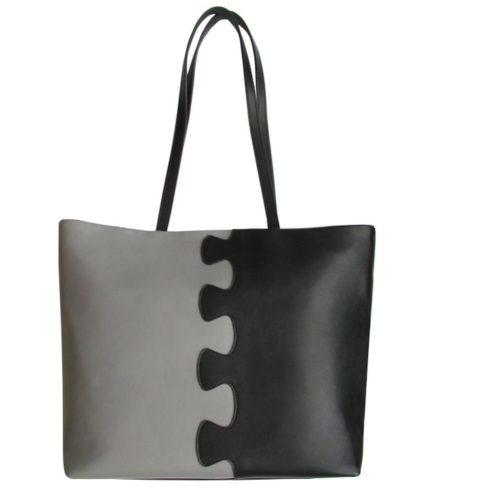 Incastro Shopper Black/Grey