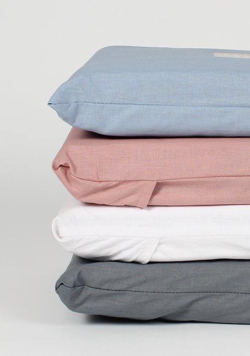 Kussensloop Cotton Solid