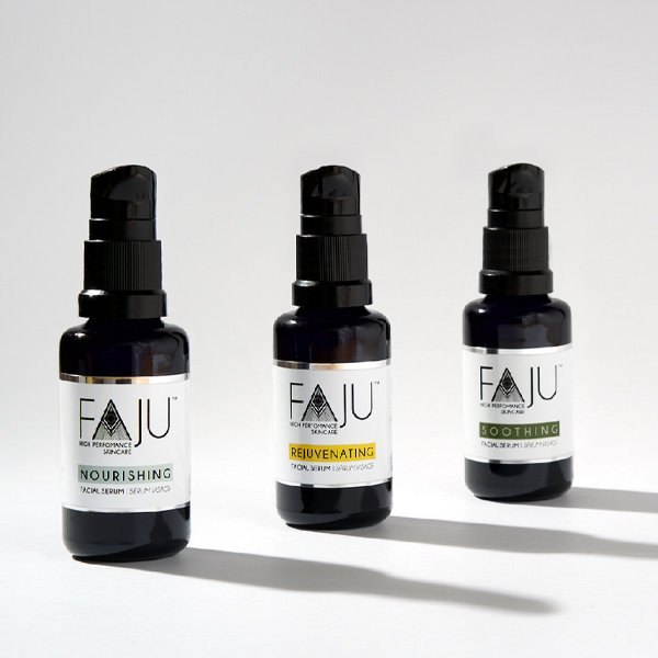 FAJU skincare | 100% active 100% natural